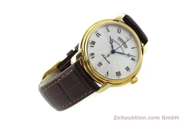 Used luxury watch Maurice Lacroix * gold-plated automatic Kal. ETA 2836-2 Ref. 09329  | 141454 03