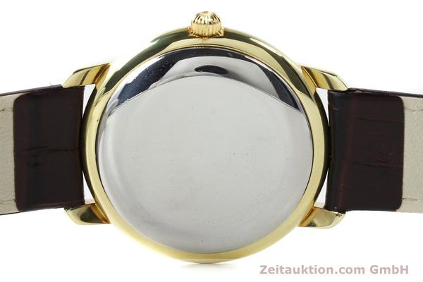 Used luxury watch Maurice Lacroix * gold-plated automatic Kal. ETA 2836-2 Ref. 09329  | 141454 09