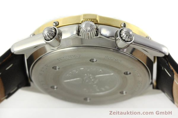 Used luxury watch Breitling J-Class chronograph steel / gold quartz Kal. B53 ETA 251262 Ref. 80290D53067  | 141455 08