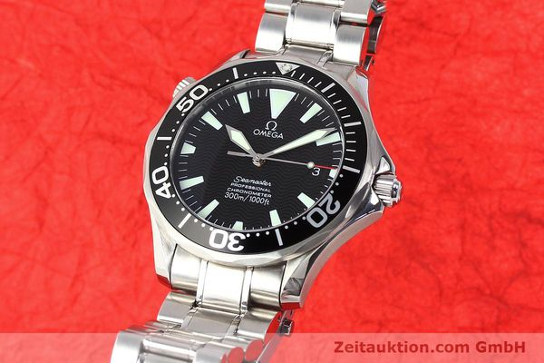 Used luxury watch Omega Seamaster steel automatic Kal. 1120 Ref. 22545000  | 141456 04