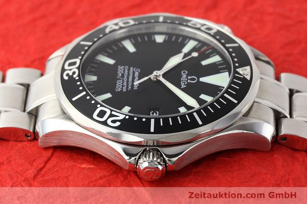Used luxury watch Omega Seamaster steel automatic Kal. 1120 Ref. 22545000  | 141456 05
