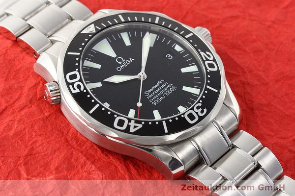 Used luxury watch Omega Seamaster steel automatic Kal. 1120 Ref. 22545000  | 141456 16