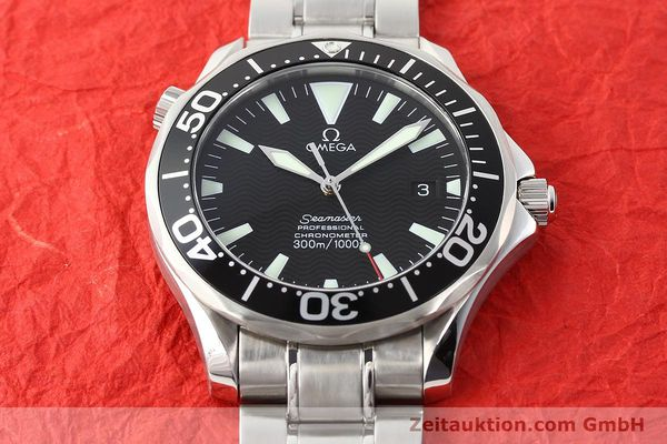 Used luxury watch Omega Seamaster steel automatic Kal. 1120 Ref. 22545000  | 141456 17