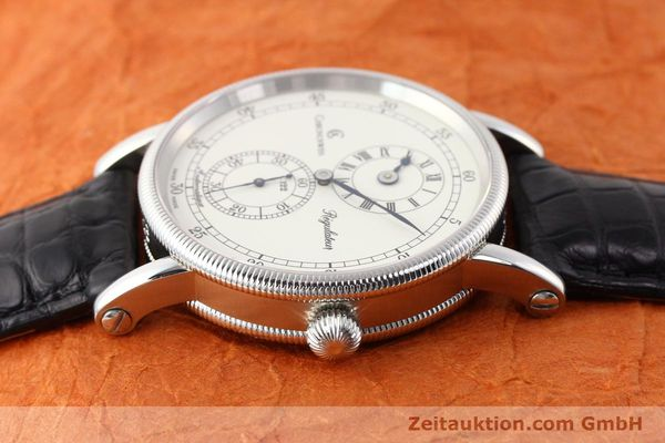 Used luxury watch Chronoswiss Regulateur steel automatic Kal. C.122 Ref. CH1223  | 141459 05