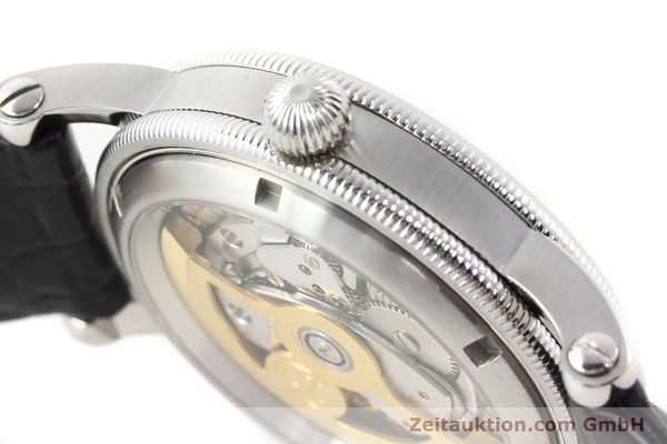 Used luxury watch Chronoswiss Regulateur steel automatic Kal. C.122 Ref. CH1223  | 141459 13