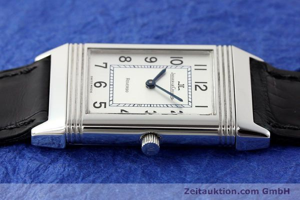 Used luxury watch Jaeger Le Coultre Reverso steel manual winding Kal. 846/1 Ref. 250.8.86  | 141463 05