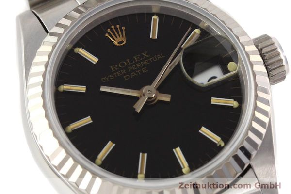 Used luxury watch Rolex Lady Date steel / gold automatic Kal. 2135 Ref. 69174  | 141469 02