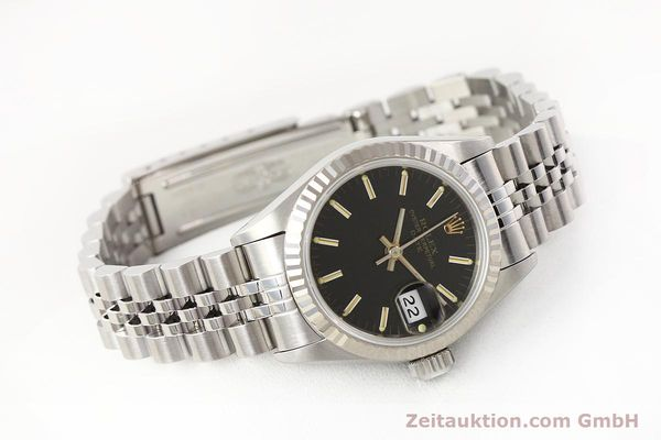 Used luxury watch Rolex Lady Date steel / gold automatic Kal. 2135 Ref. 69174  | 141469 03