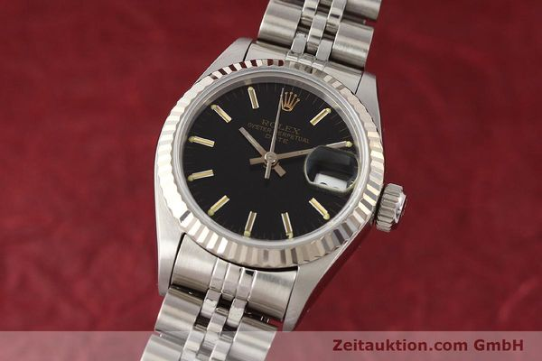 Used luxury watch Rolex Lady Date steel / gold automatic Kal. 2135 Ref. 69174  | 141469 04