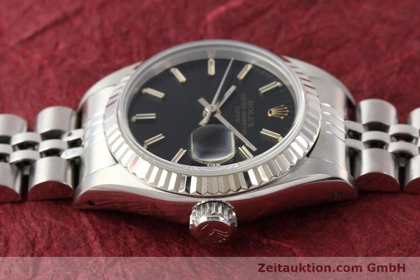 Used luxury watch Rolex Lady Date steel / gold automatic Kal. 2135 Ref. 69174  | 141469 05