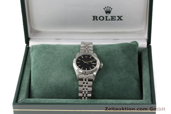 Used luxury watch Rolex Lady Date steel / gold automatic Kal. 2135 Ref. 69174  | 141469 07