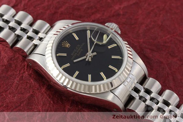 Used luxury watch Rolex Lady Date steel / gold automatic Kal. 2135 Ref. 69174  | 141469 16