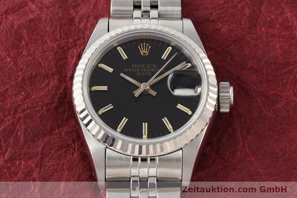 Used luxury watch Rolex Lady Date steel / gold automatic Kal. 2135 Ref. 69174  | 141469 17