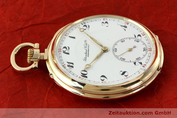 Used luxury watch IWC Taschenuhr 14 ct yellow gold manual winding Kal. H5  | 141470 03