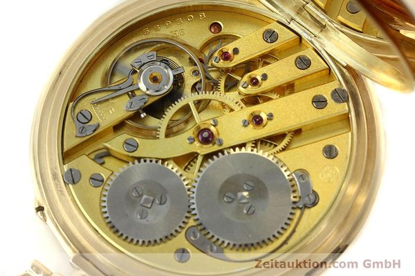 Used luxury watch IWC Taschenuhr 14 ct yellow gold manual winding Kal. H5  | 141470 10