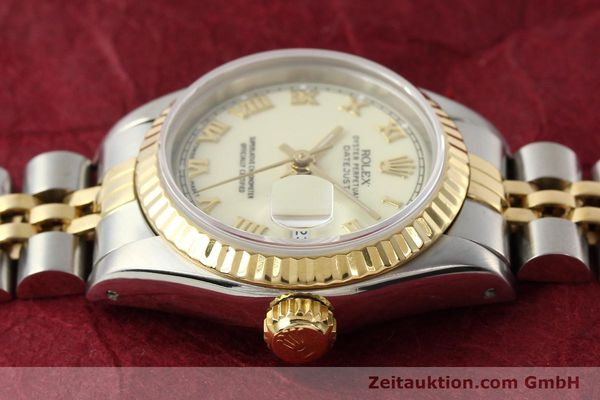 montre de luxe d occasion Rolex Lady Datejust acier / or  automatique Kal. 2135 Ref. 69173  | 141474 05