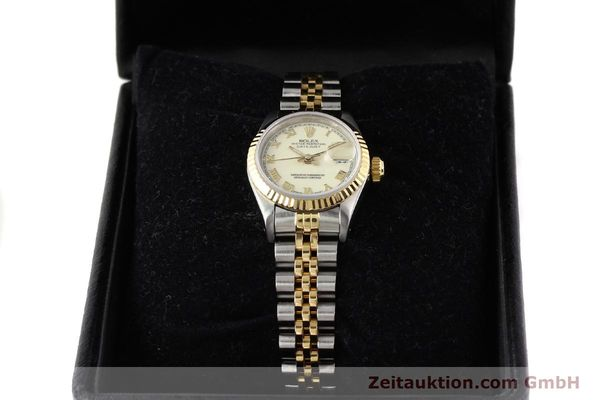 montre de luxe d occasion Rolex Lady Datejust acier / or  automatique Kal. 2135 Ref. 69173  | 141474 07