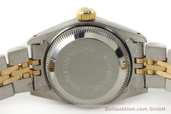 montre de luxe d occasion Rolex Lady Datejust acier / or  automatique Kal. 2135 Ref. 69173  | 141474 08