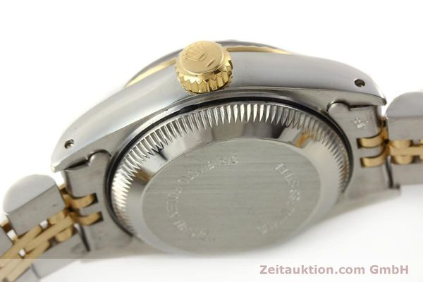 montre de luxe d occasion Rolex Lady Datejust acier / or  automatique Kal. 2135 Ref. 69173  | 141474 11