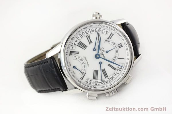 Used luxury watch Longines Heritage steel automatic Kal. L698.2  Ref. L4.797.4  | 141476 03