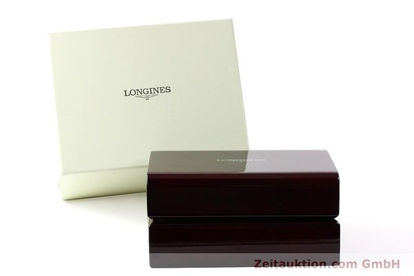 Used luxury watch Longines Heritage steel automatic Kal. L698.2  Ref. L4.797.4  | 141476 06