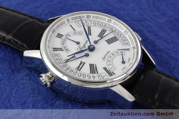 Used luxury watch Longines Heritage steel automatic Kal. L698.2  Ref. L4.797.4  | 141476 17