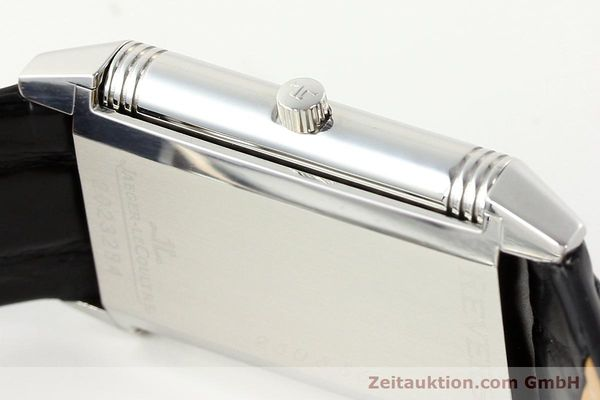 Used luxury watch Jaeger Le Coultre Reverso steel manual winding Ref. 250.8.86  | 141477 09