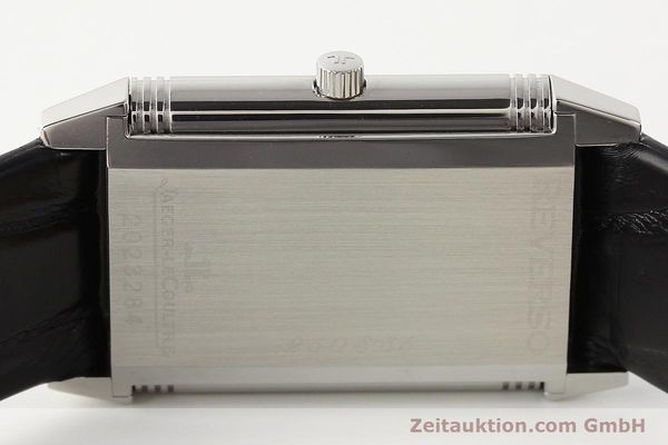 Used luxury watch Jaeger Le Coultre Reverso steel manual winding Ref. 250.8.86  | 141477 10