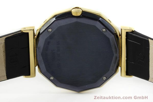 Used luxury watch Corum Admirals Cup gilt steel quartz Kal. 1482 ETA 256111 Ref. 99.810.31  | 141481 09
