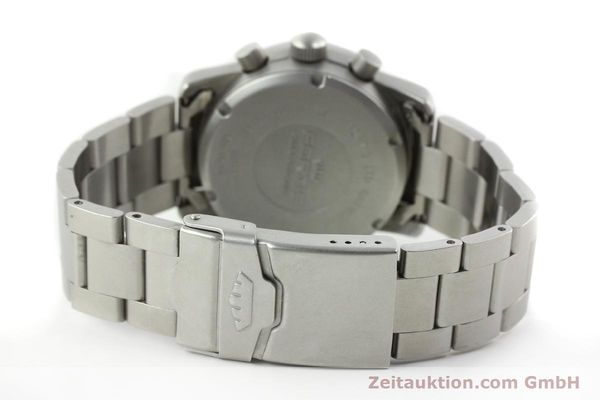 Used luxury watch Fortis Cosmonauts Chronograph chronograph steel automatic Kal. ETA 7750 Ref. 622.10.141  | 141483 11