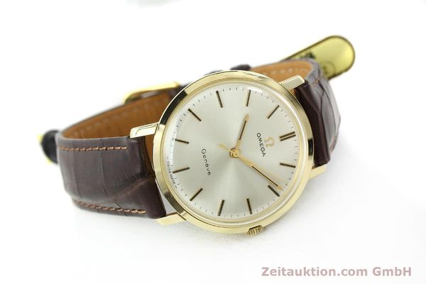 Used luxury watch Omega * 14 ct yellow gold manual winding Kal. 601 Ref. 1317021  | 141485 03