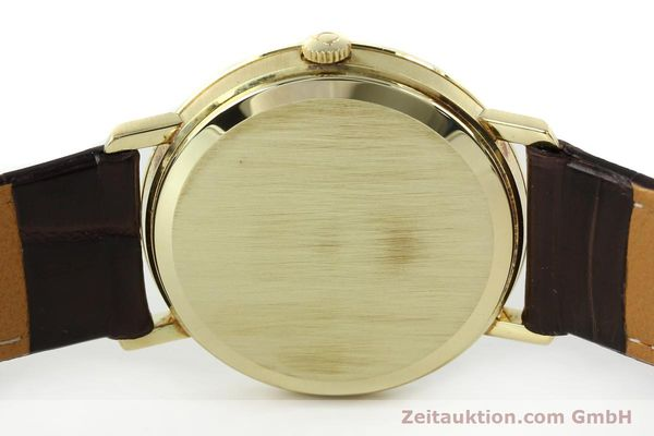 Used luxury watch Omega * 14 ct yellow gold manual winding Kal. 601 Ref. 1317021  | 141485 08
