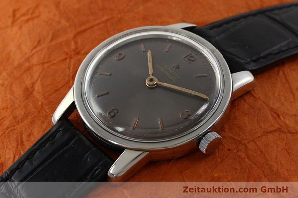 Used luxury watch Zenith * steel automatic Kal. 1338  | 141491 01