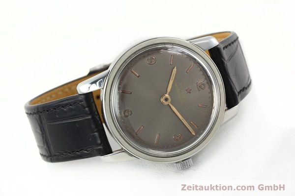 Used luxury watch Zenith * steel automatic Kal. 1338  | 141491 03