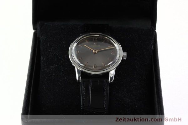Used luxury watch Zenith * steel automatic Kal. 1338  | 141491 07