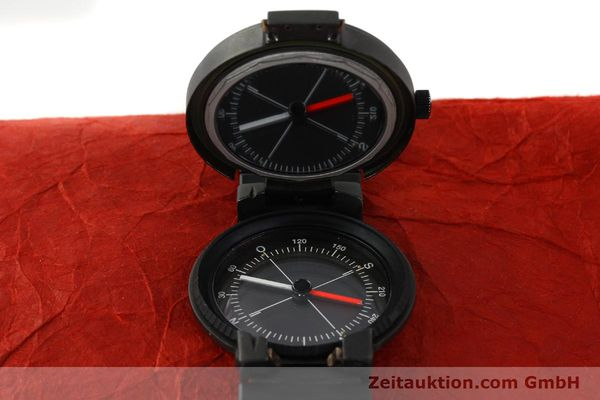 Used luxury watch IWC Porsche Design aluminium automatic Kal. 375 Ref. 3510  | 141494 15