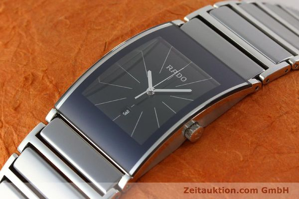 Used luxury watch Rado Integral ceramic / steel quartz Kal. ETA 256.111 Ref. 152.0784.3  | 141505 01