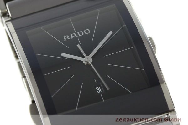 Used luxury watch Rado Integral ceramic / steel quartz Kal. ETA 256.111 Ref. 152.0784.3  | 141505 02