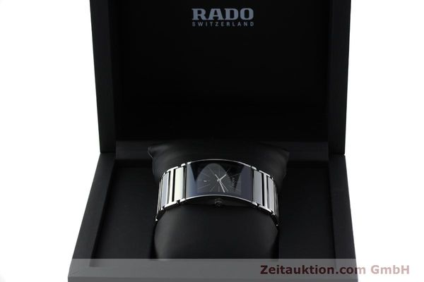 Used luxury watch Rado Integral ceramic / steel quartz Kal. ETA 256.111 Ref. 152.0784.3  | 141505 07