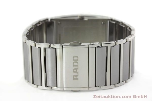 Used luxury watch Rado Integral ceramic / steel quartz Kal. ETA 256.111 Ref. 152.0784.3  | 141505 11