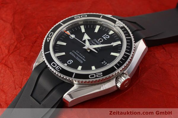 Used luxury watch Omega Seamaster steel automatic Kal. 2500 Ref. 29015091  | 141507 01