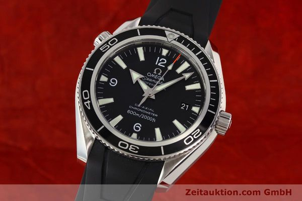 Used luxury watch Omega Seamaster steel automatic Kal. 2500 Ref. 29015091  | 141507 04