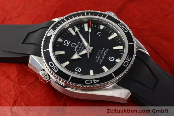 Used luxury watch Omega Seamaster steel automatic Kal. 2500 Ref. 29015091  | 141507 19