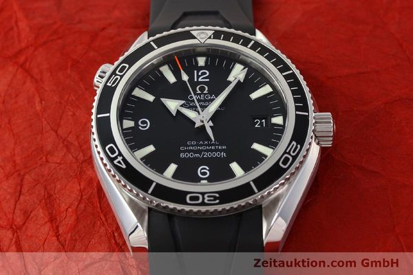 Used luxury watch Omega Seamaster steel automatic Kal. 2500 Ref. 29015091  | 141507 20