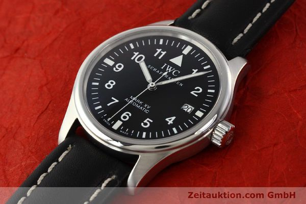 Used luxury watch IWC Mark XV steel automatic Kal. C.37524 Ref. 3253  | 141509 01