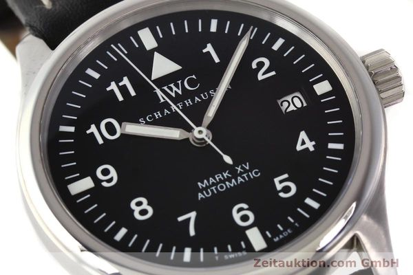 Used luxury watch IWC Mark XV steel automatic Kal. C.37524 Ref. 3253  | 141509 02