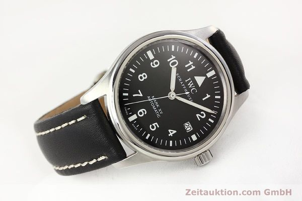 Used luxury watch IWC Mark XV steel automatic Kal. C.37524 Ref. 3253  | 141509 03