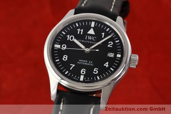 Used luxury watch IWC Mark XV steel automatic Kal. C.37524 Ref. 3253  | 141509 04
