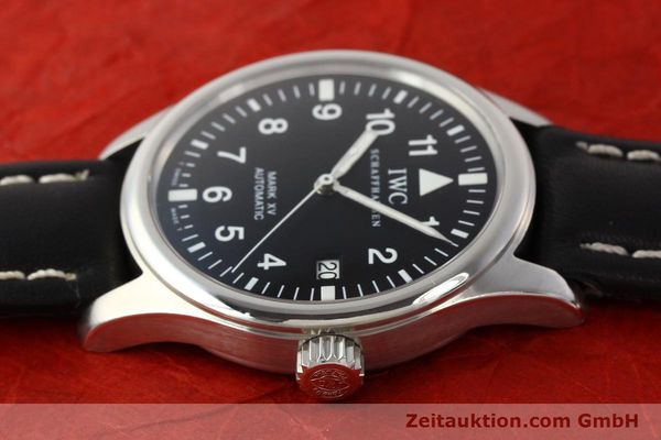 Used luxury watch IWC Mark XV steel automatic Kal. C.37524 Ref. 3253  | 141509 05