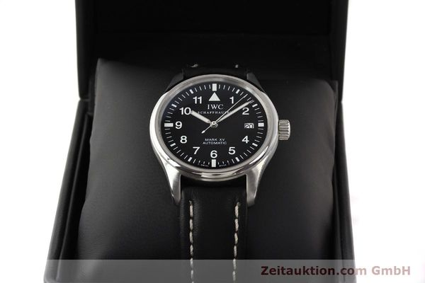 Used luxury watch IWC Mark XV steel automatic Kal. C.37524 Ref. 3253  | 141509 07